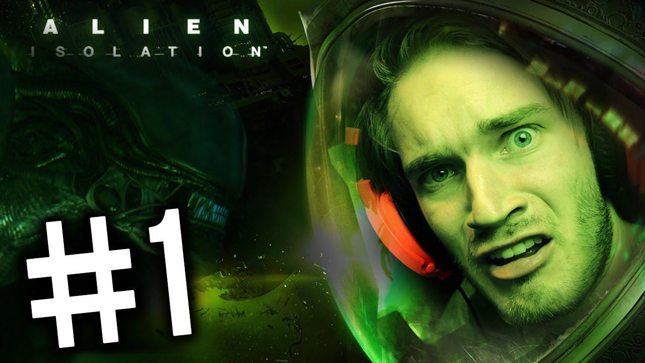 Alien: Isolation - Gameplay - Part 1 - (Playthrough ...