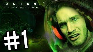 видео Alien: Isolation прохождение