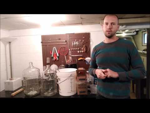 Minimum Equipment Needed To Make Wine From A Kit