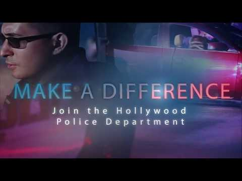 City of Hollywood Police Recruitment