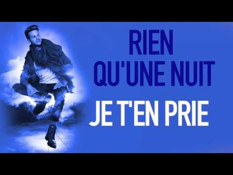 keen'v - rien qu'une fois (officiel video lyrics)