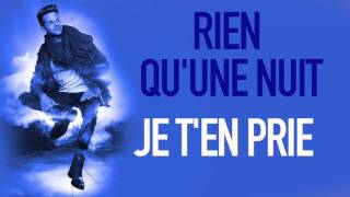 keen'v - rien qu'une fois (officiel video lyrics) mp3