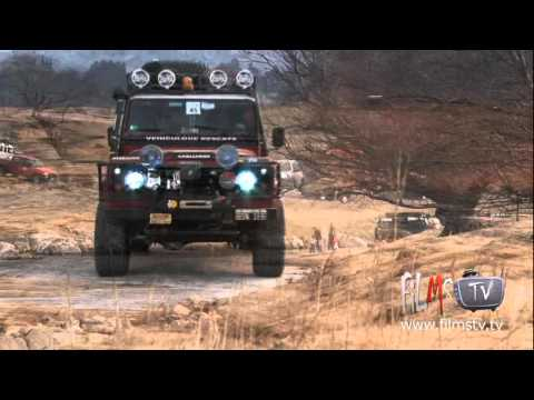 land rover 4x4 club argentina - youtube