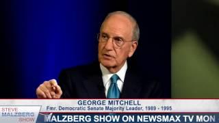 Malzberg | George Mitchell: No way Obama will let UN declare Palestinian state