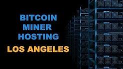 Bitcoin Miner Hosting Los Angeles