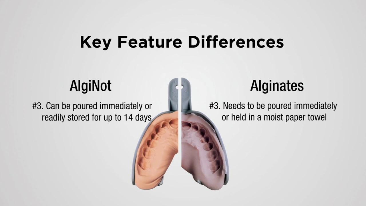 AlgiNot™ Alginate Alternative | Kerr Dental
