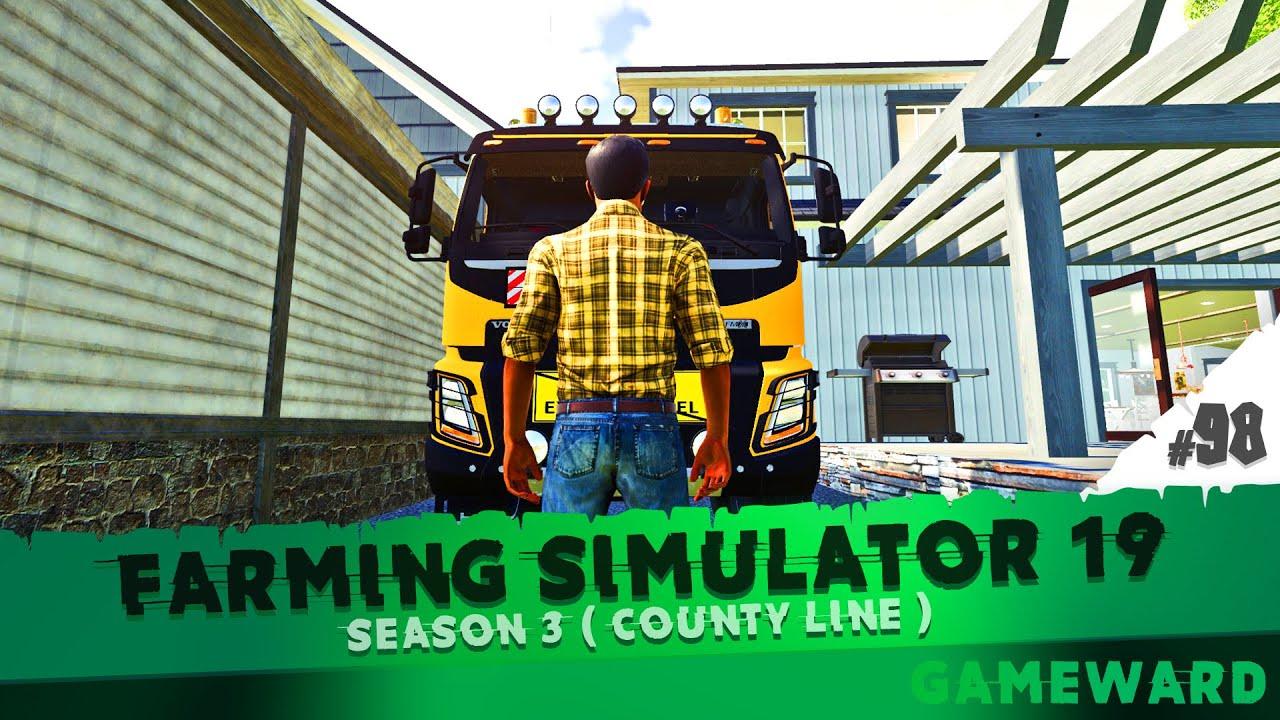 Ο Igor θα φέρει ξαδέρφια!! # 98   Farming Simulator 19   Season 3   Greek
