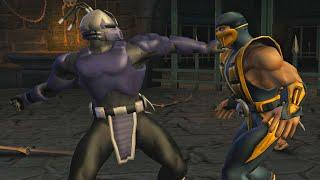 [TAS] Mortal Kombat Armageddon - Smoke MK3 (Wii)