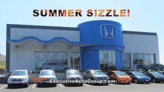 Executive Honda TV Ad Summer Clearance Wallingford CT Meriden CT