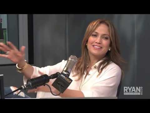 Jennifer Lopez PART 1 | Interview | On Air with Ryan Seacrest