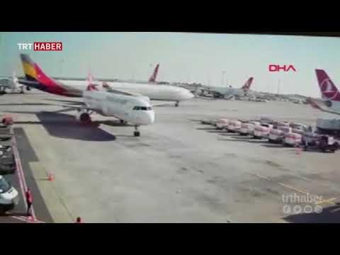 Atatürk Havalimanı'ndaki kazanın ses kayıtları ortaya çıktı