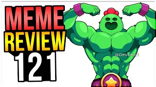Spike If He Took Steroids = EL SPIKO! Brawl Stars Meme Review #121