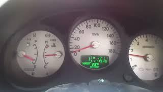 Subaru Forester Cross Sports 0-100