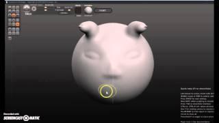 Sculptris - Beginner Tutorial