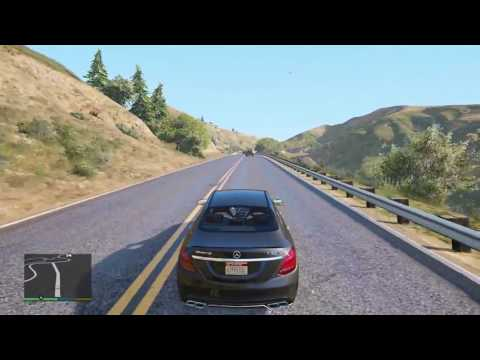 ➡️Graphisme GTA6 ! MERCEDES AMG ! Ultra Réaliste
