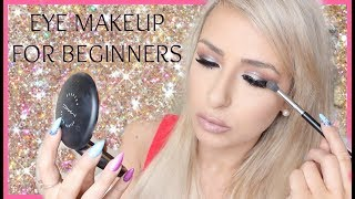 How to Apply Eyeshadow, Beginner tips and tricks | DramaticMAC