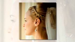 плетения волос самой себе видео_ красивое плетение волос фото