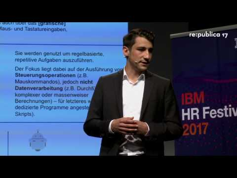 re:publica 2017 #HRFestival: Let's change: Wie HR Impulsgeber und Führung digital wird on YouTube