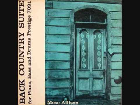 Mose Sallison Usa 1957 Back Country Suite Full Youtube
