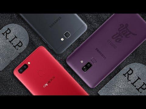 Samsung và OPPO bất ngờ khai tử 2 dòng sản phẩm đình đám