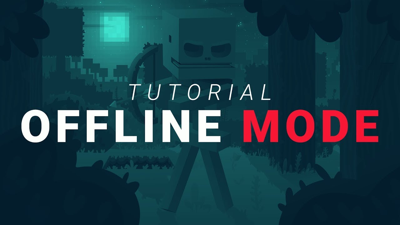 Disable Online Mode for Your Minecraft Server (Allow Cracked