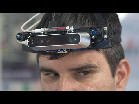 Πρωτοποριακή συσκευή δίνει σε τυφλούς ακριβή αίσθηση του χώρου…