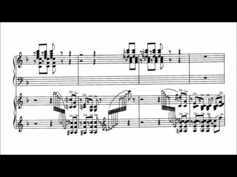 George Gershwin - Second Rhapsody for piano and orchestra (CHRISTMAS AND NEW YEAR FINALE)