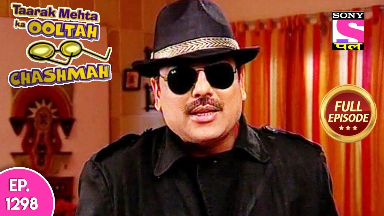 Taarak Mehta Ka Ooltah Chashmah - Full Episode 1298 - 10th July, 2018