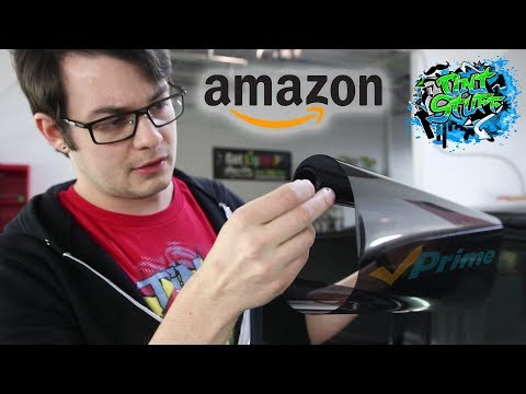 Amazon Prime Window Tint... Is it any good?!