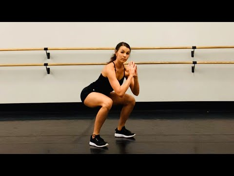GET BACK IN SHAPE | FULL BODY WORKOUT