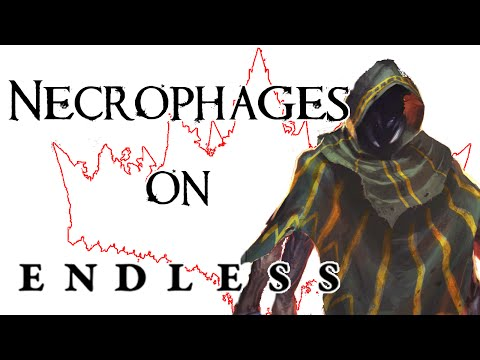 Necrophages on Endless 01 - Emerging (Endless Legend Gamplay)