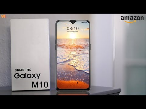 Samsung Galaxy M10 Official Video, Release Date, Price, First Look, Specs, Trailer, Camera, Features