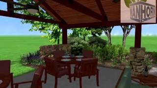 Pavilion Shade - Vanhorn Design