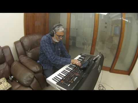 Tujhse Naraz Nahi Zindagi Revised Instrumental on Korg PA4X