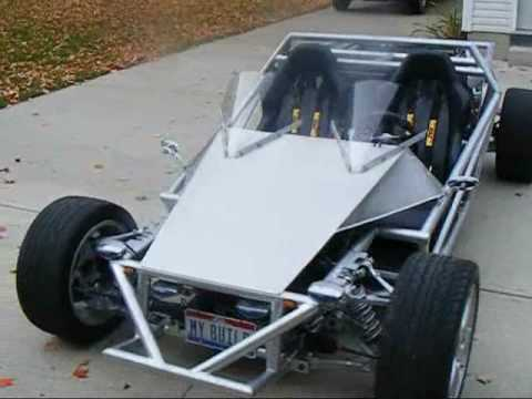 Ariel Atom Inspired V-8 Project Car Finished !!!