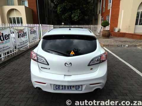 2010 MAZDA MAZDA3 MPS 2.5 KEYLESS BUTTON Auto For Sale On Auto ...