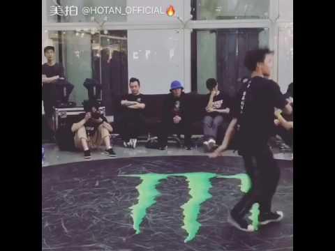 CHINA bboy Hotan2017