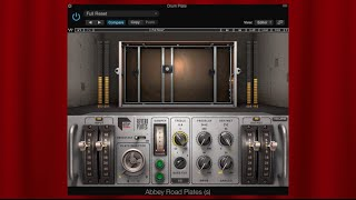 Waves Abbey Road Reverb Plates: Instruments, Vocal & Full Mix
