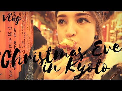 Christmas in Kyoto: Part 1