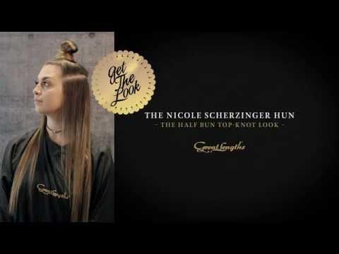 Great Lengths Get The Look - Nicole Scherzinger