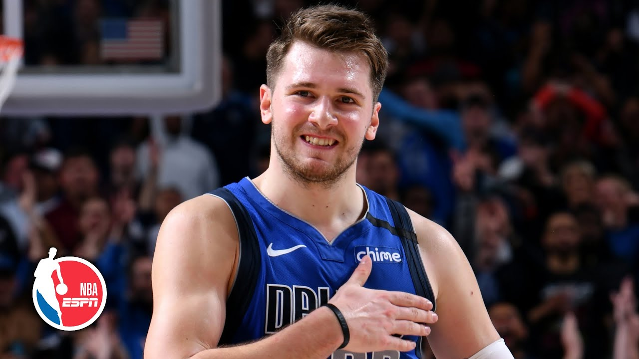 Luka Doncic's top 10 NBA moments | SportsCenter