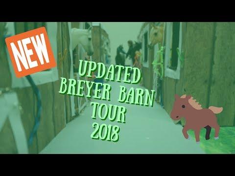 Breyer Barn Tour 2018! | Horseaholics