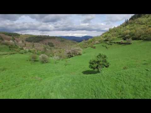 Cévennes drone 4K