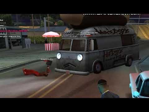 Welcome to Los Santos server 2 - Mortal combat