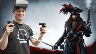 Das vielversprechendste Virtual Reality Piratenspiel - De León Legends [Alpha Gameplay]