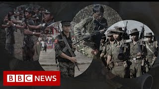 Who are Myanmar's ethnic armed groups? - BBC News