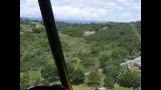 Microlight Aircraft - Bush strip landing