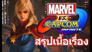 Marvel vs. Capcom Infinite : สรุปเนื้อเรื่อง