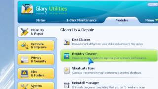 CCleaner Vs Glary Utilities vs Toniart EasyCleaner vs (Reg edit) Windows registry editor