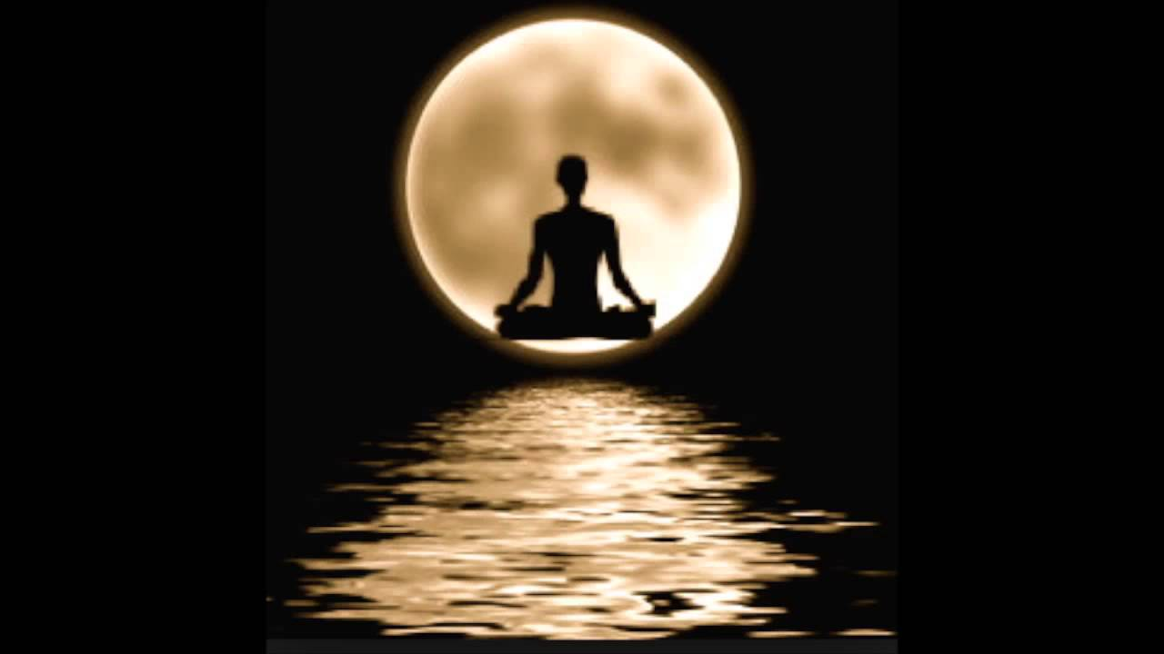 full moon meditation youtube